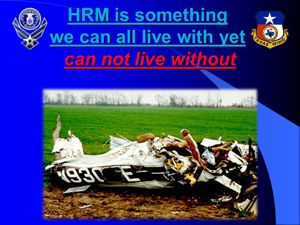 HRM is something we can all live with yet can not live without