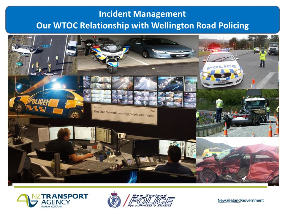 Our WTOC Relationship with Wellington Road Policing