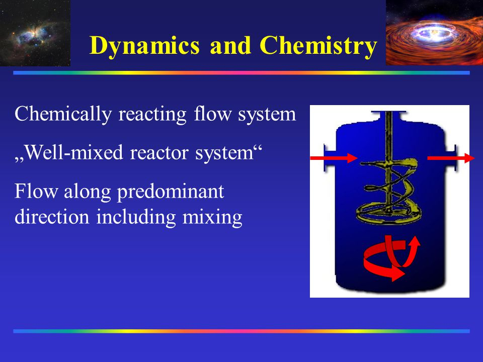 Dynamics and Chemistry