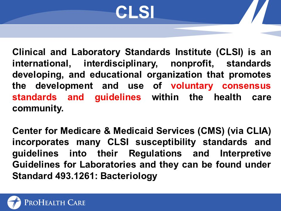 navigating the 2012 changes to clsi m100 m02 and m07 ppt video rh slideplayer com clsi guidelines 2016 clsi guidelines 2018 for listeria