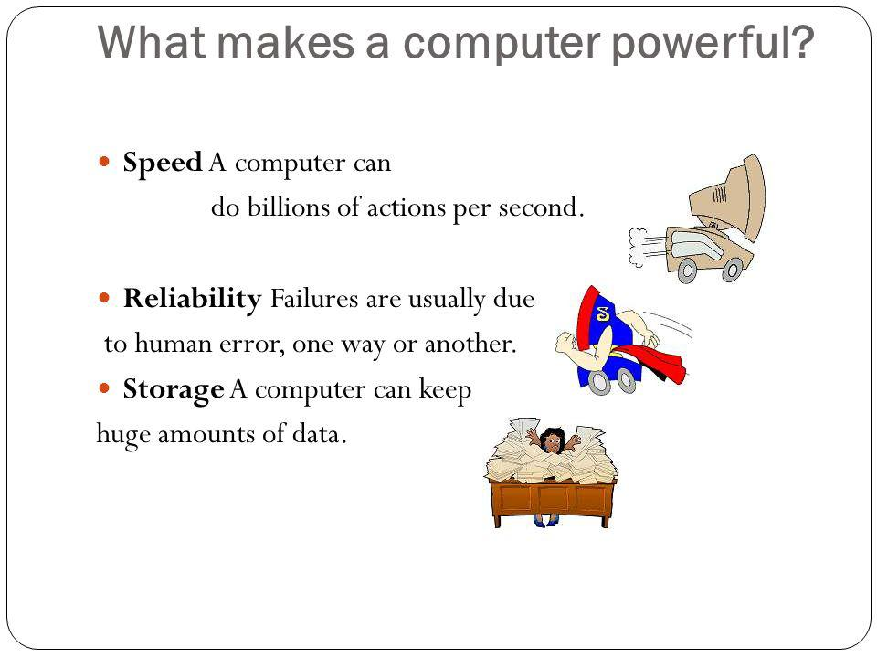 Types and components of computer systems - ppt download