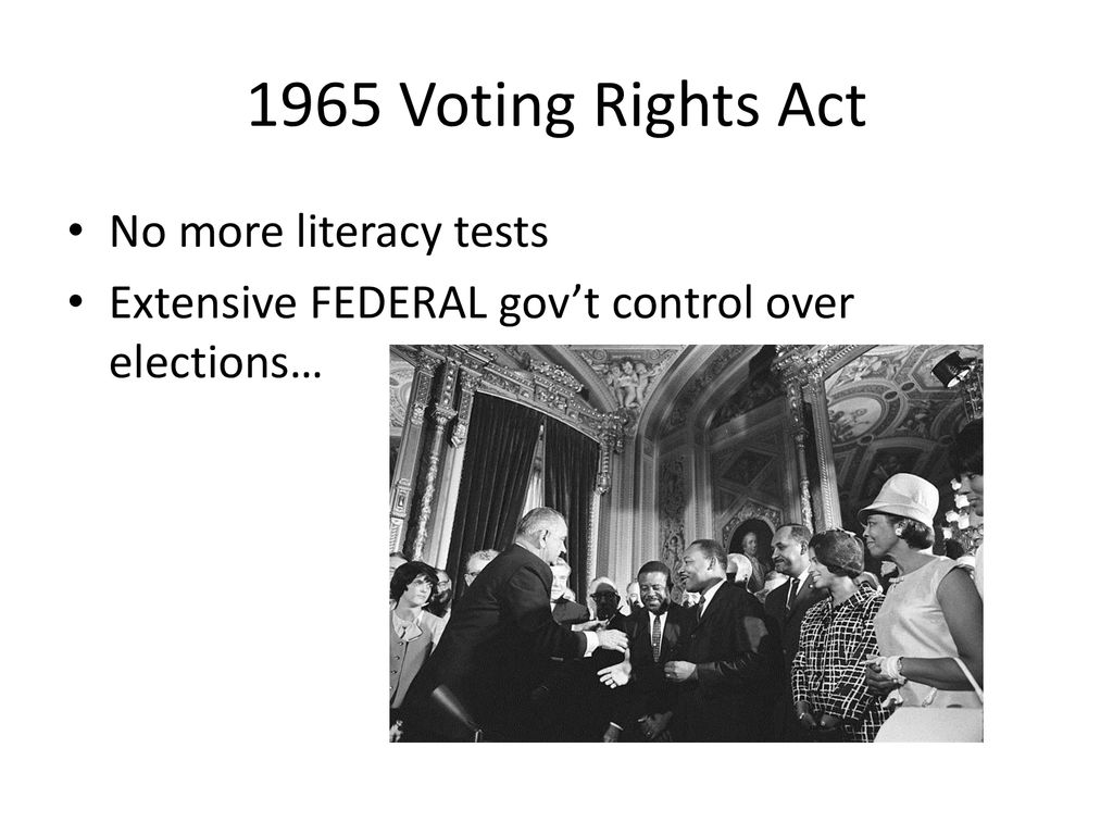 The Civil Rights Era What Were The Goals Of The Movement Ppt