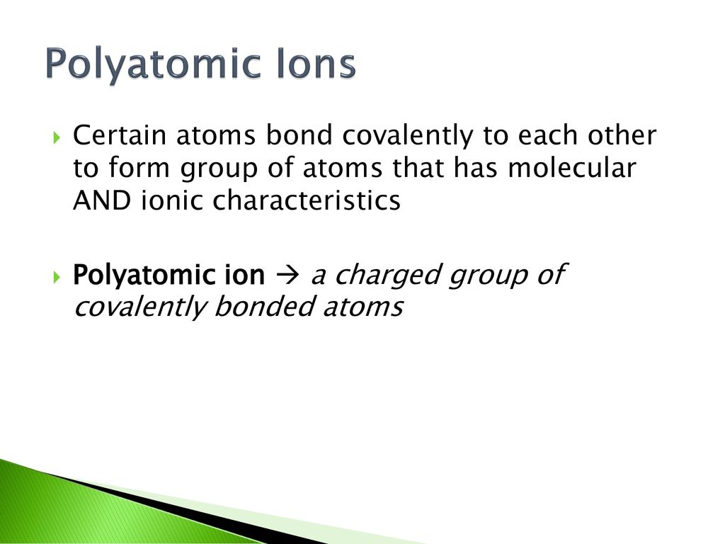 Chapter 6 Chemical Bonding  - ppt download