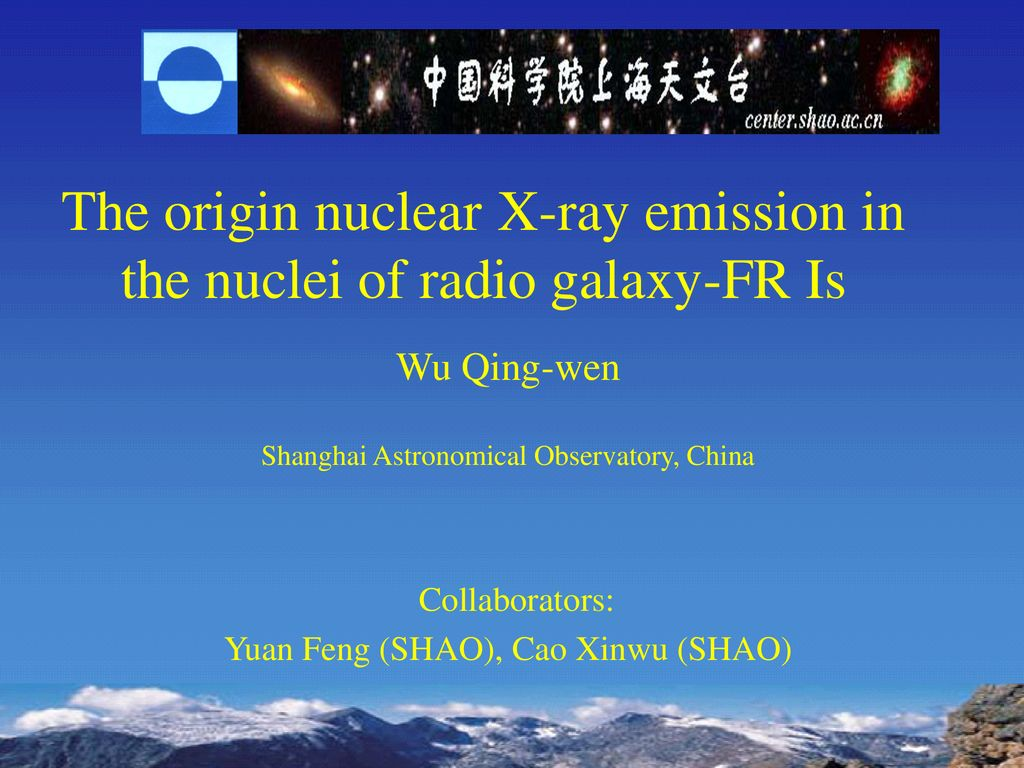 The origin nuclear X-ray emission in the nuclei of radio