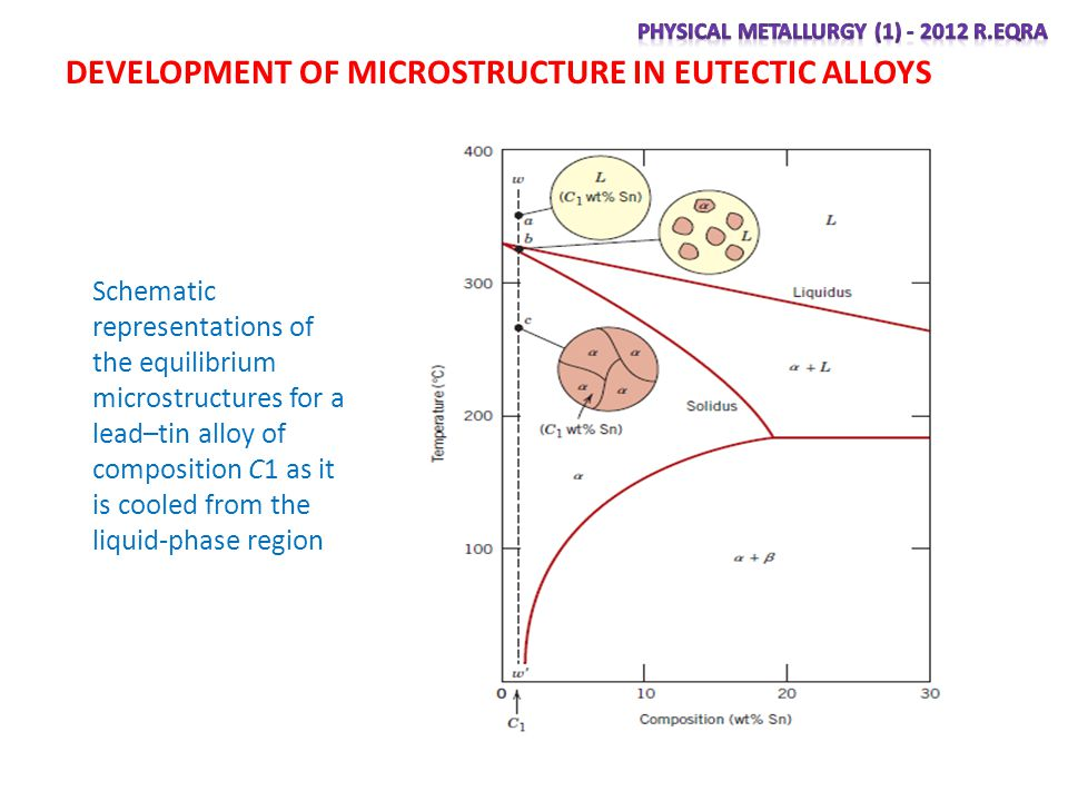 Microstructures Lead Tin Phase Diagram House Wiring Diagram Symbols