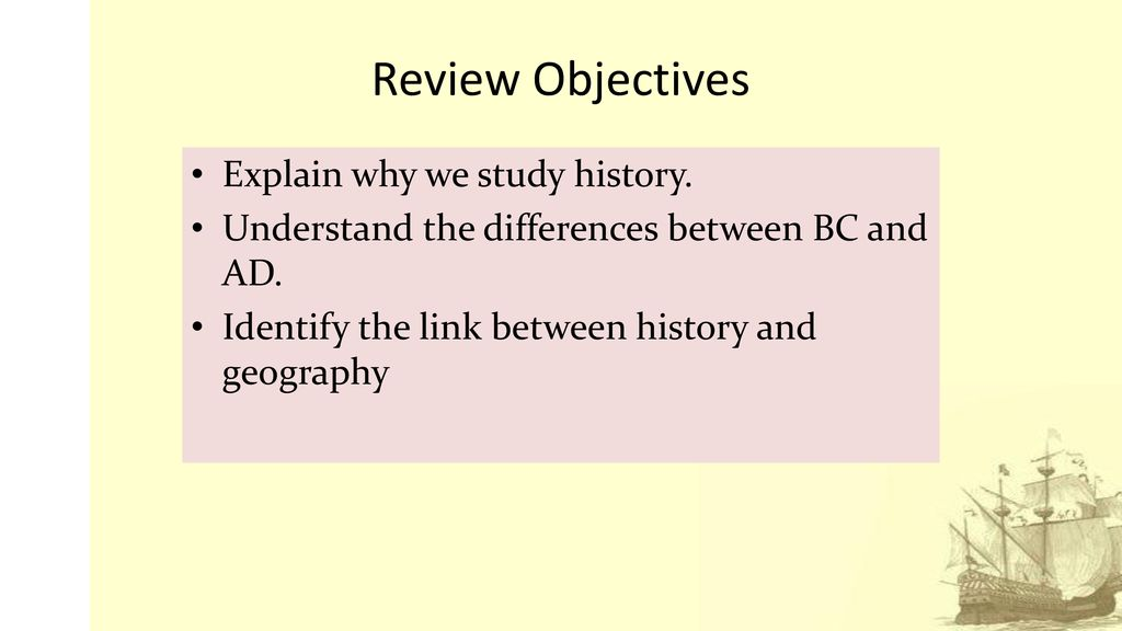 difference between history and geography