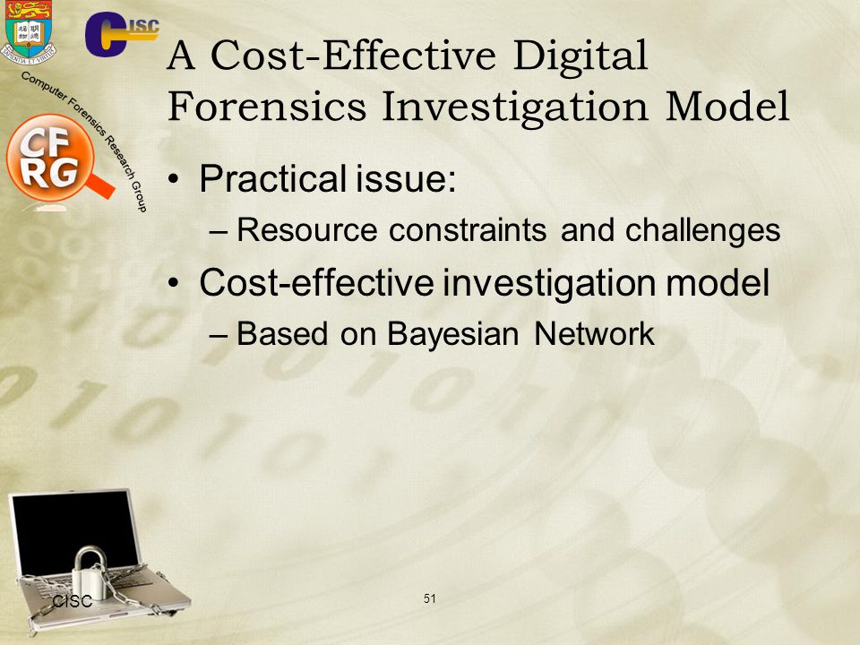 A Cost-Effective Digital Forensics Investigation Model