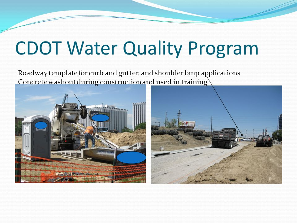 Cdot Water Quality Program Ppt Video Online Download