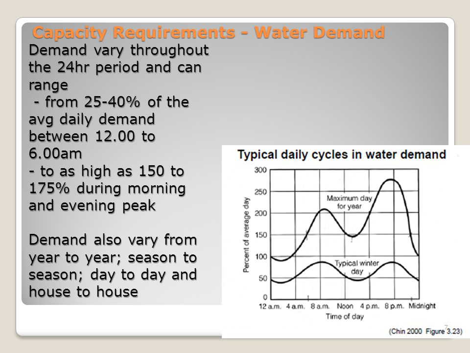 Water Distribution Systems – Part 1 - ppt video online download