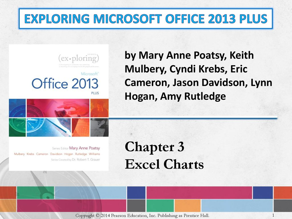 microsoft office 2013 excel chapter 3