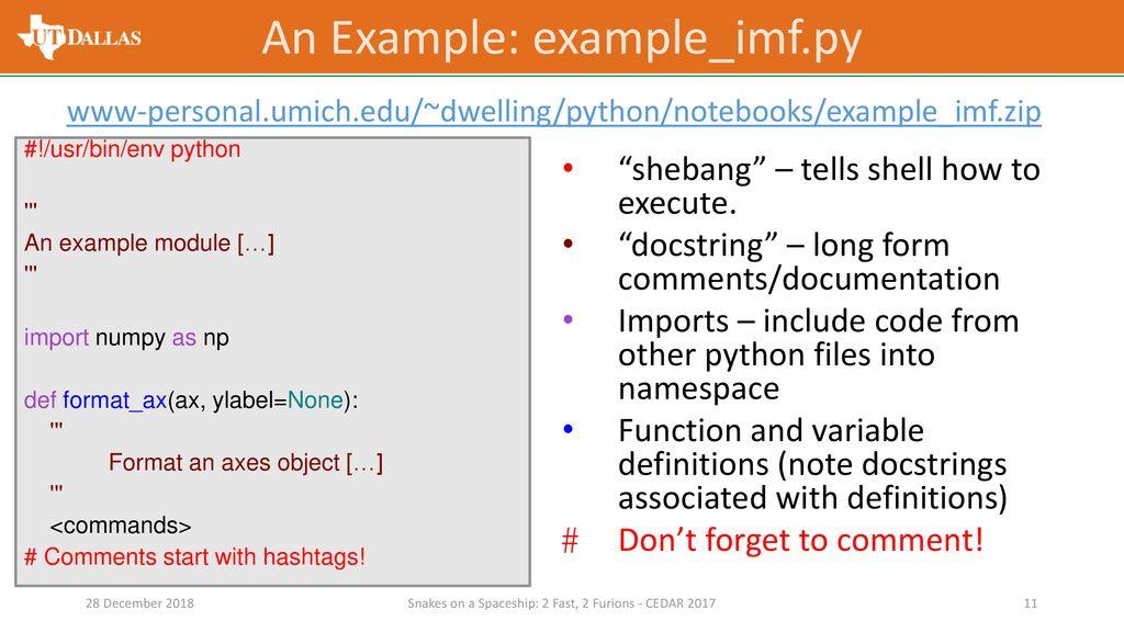 Python Zip Example