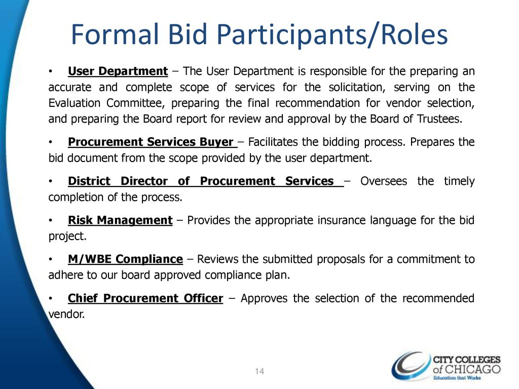 Procurement To Contract - ppt download