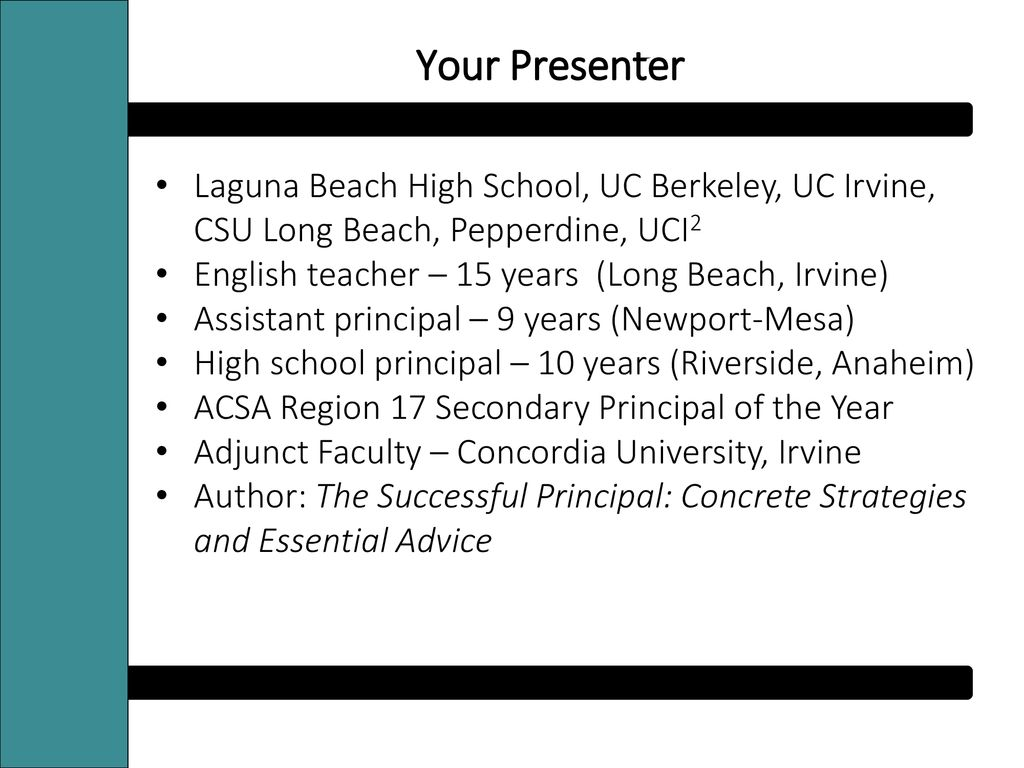 ACSA Region 17 Conference January 27, ppt download