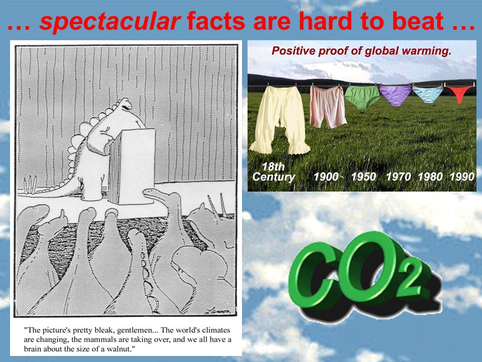 … spectacular facts are hard to beat …