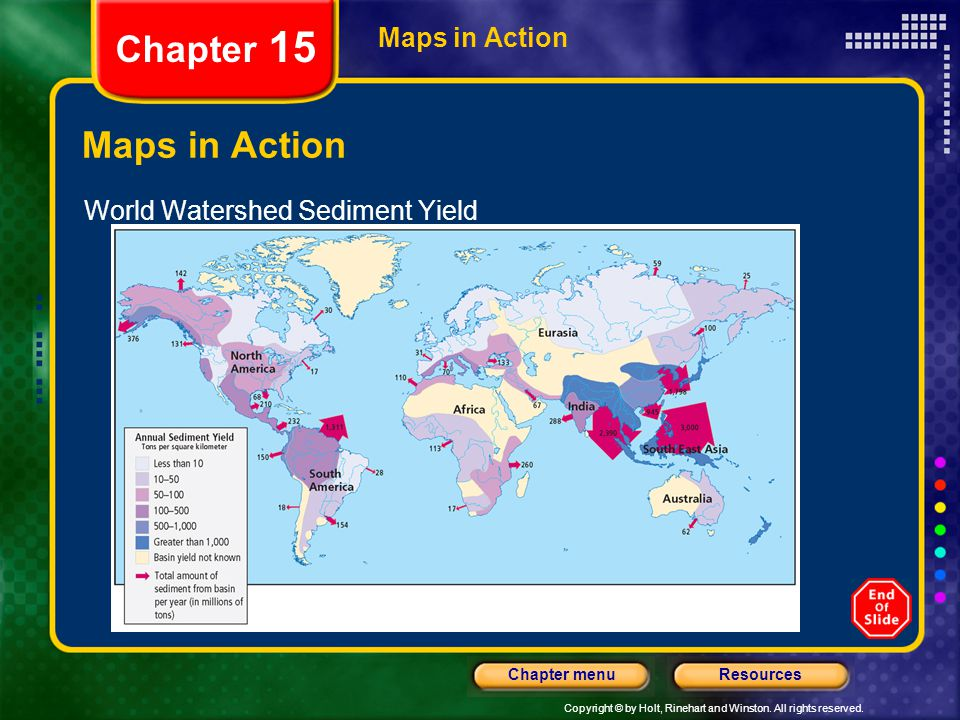 Chapter 15 Maps in Action Maps in Action