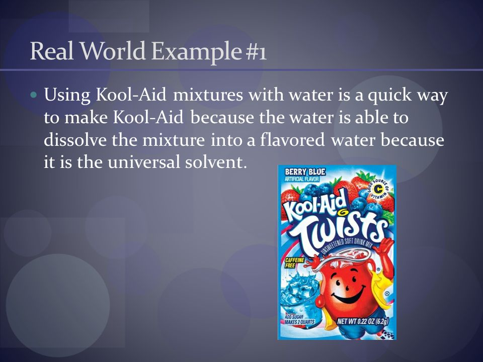 Why is water the universal solvent? Video & lesson transcript.