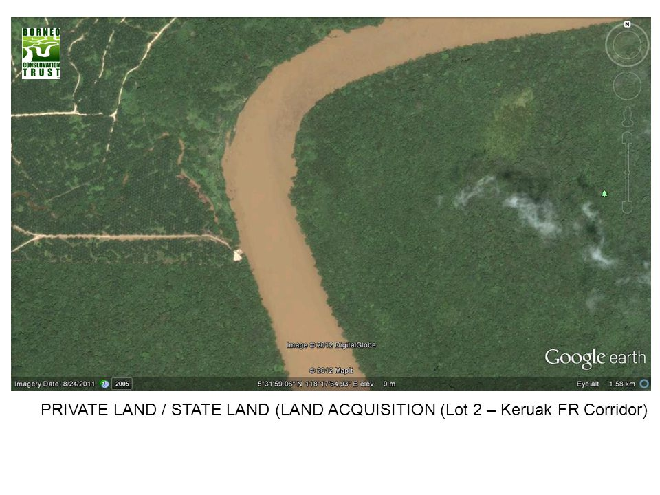 PRIVATE LAND / STATE LAND (LAND ACQUISITION (Lot 2 – Keruak FR Corridor)