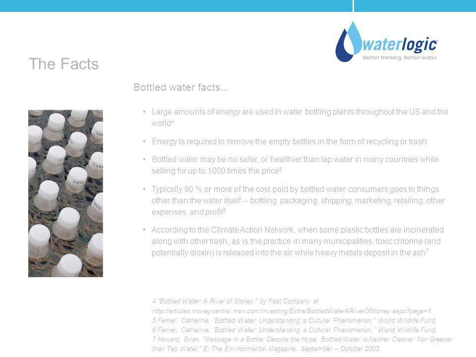 For many, the Waterlogic choice couldn't be any clearer  - ppt download