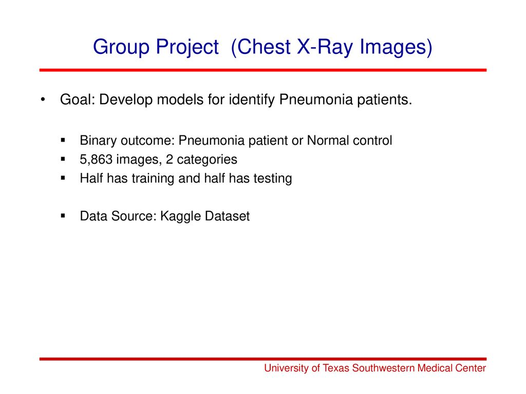 Individual Project (Lung SBRT Outcome) - ppt download