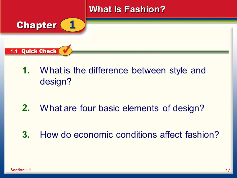 What is the difference between style and design