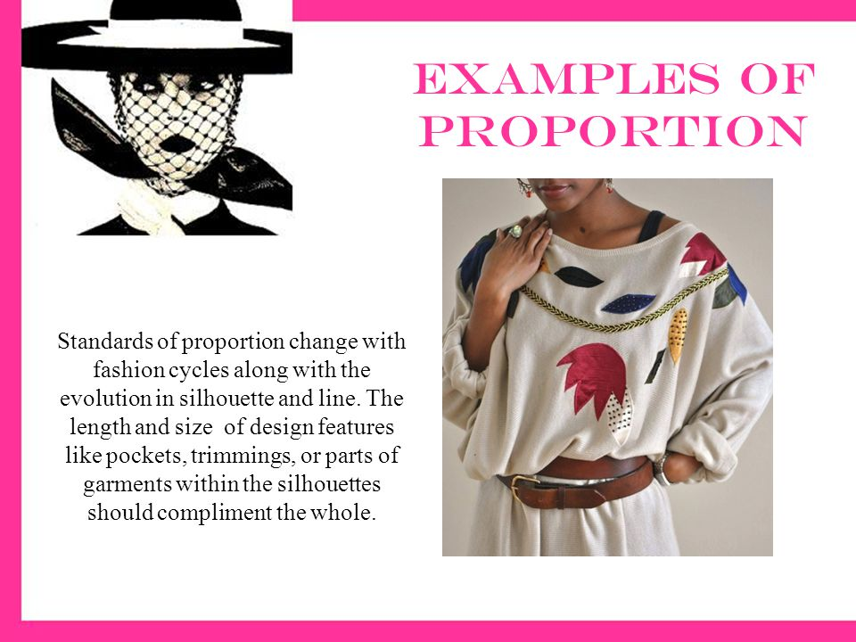 The Principles Of Design Fashion Strategies Ppt Video Online Download