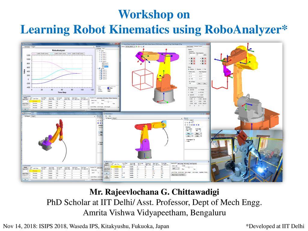 Mr  Rajeevlochana G  Chittawadigi - ppt download