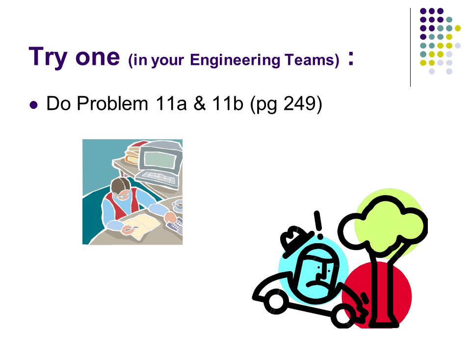 Try one (in your Engineering Teams) :