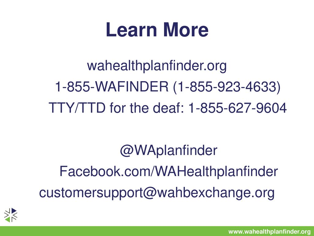 Young Adults And Washington Healthplanfinder Ppt Download
