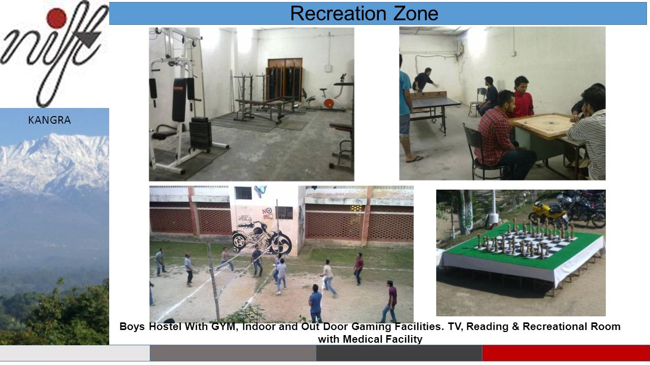 Recreation Zone KANGRA