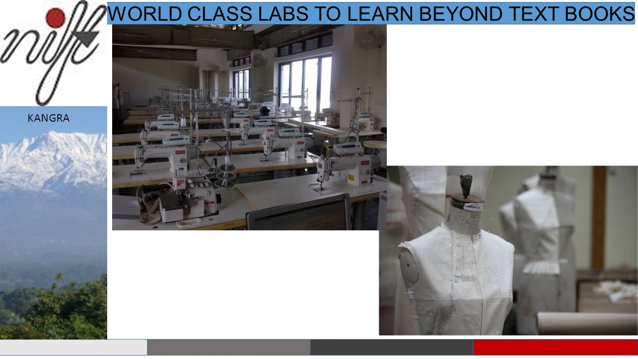WORLD CLASS LABS TO LEARN BEYOND TEXT BOOKS