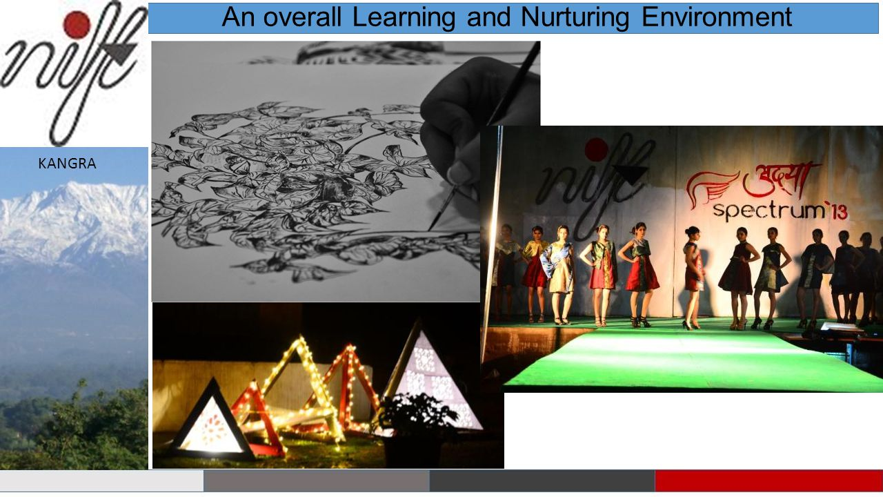 An overall Learning and Nurturing Environment