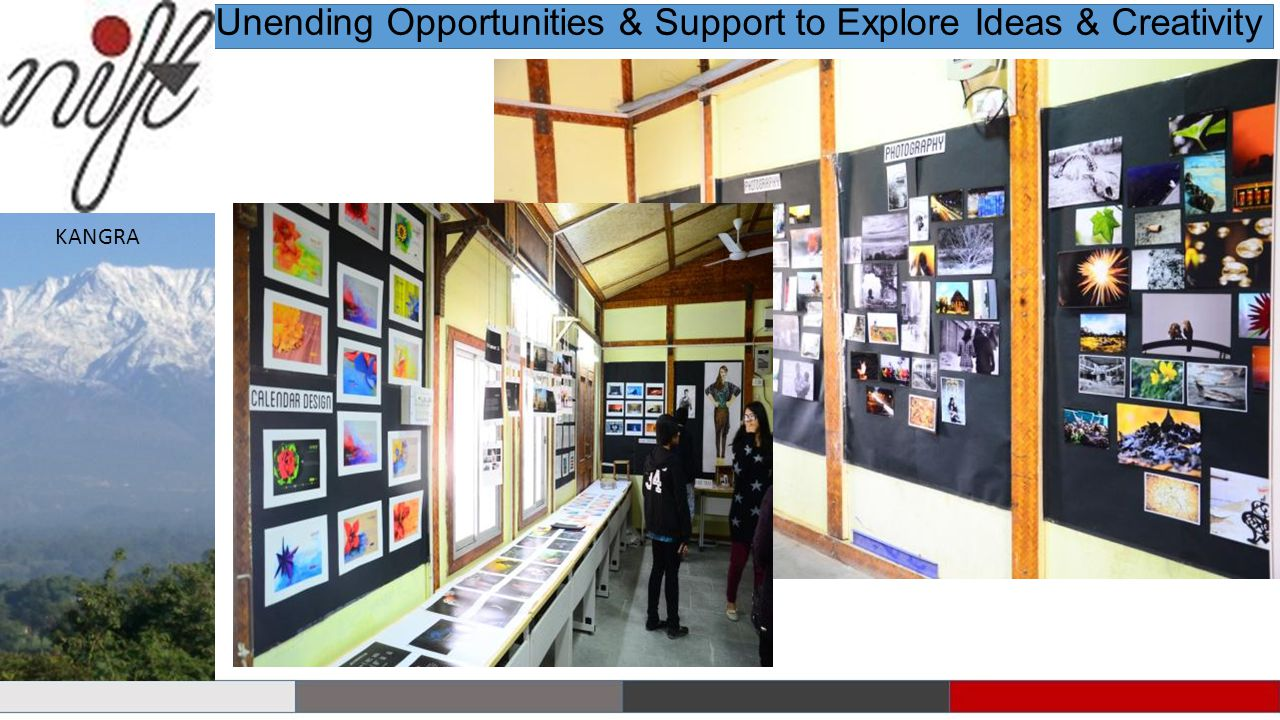Unending Opportunities & Support to Explore Ideas & Creativity