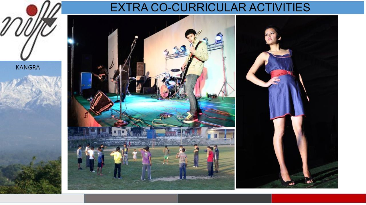 EXTRA CO-CURRICULAR ACTIVITIES