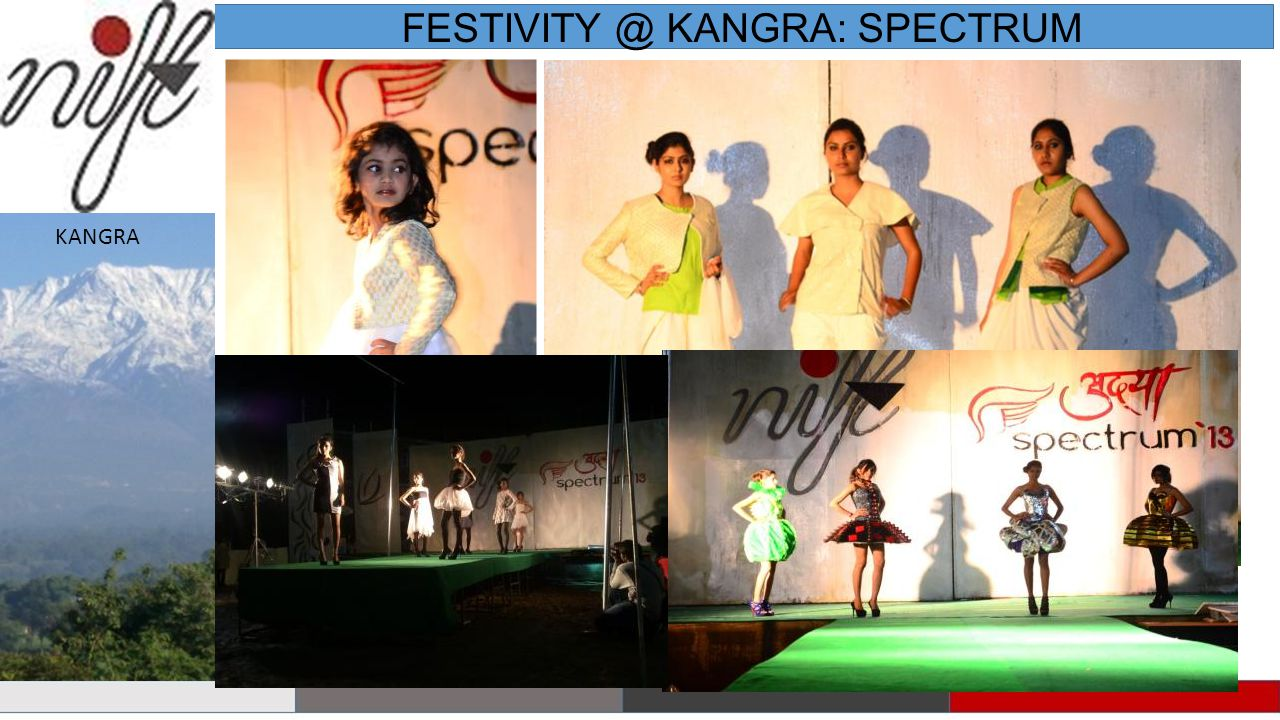 FESTIVITY @ KANGRA: SPECTRUM