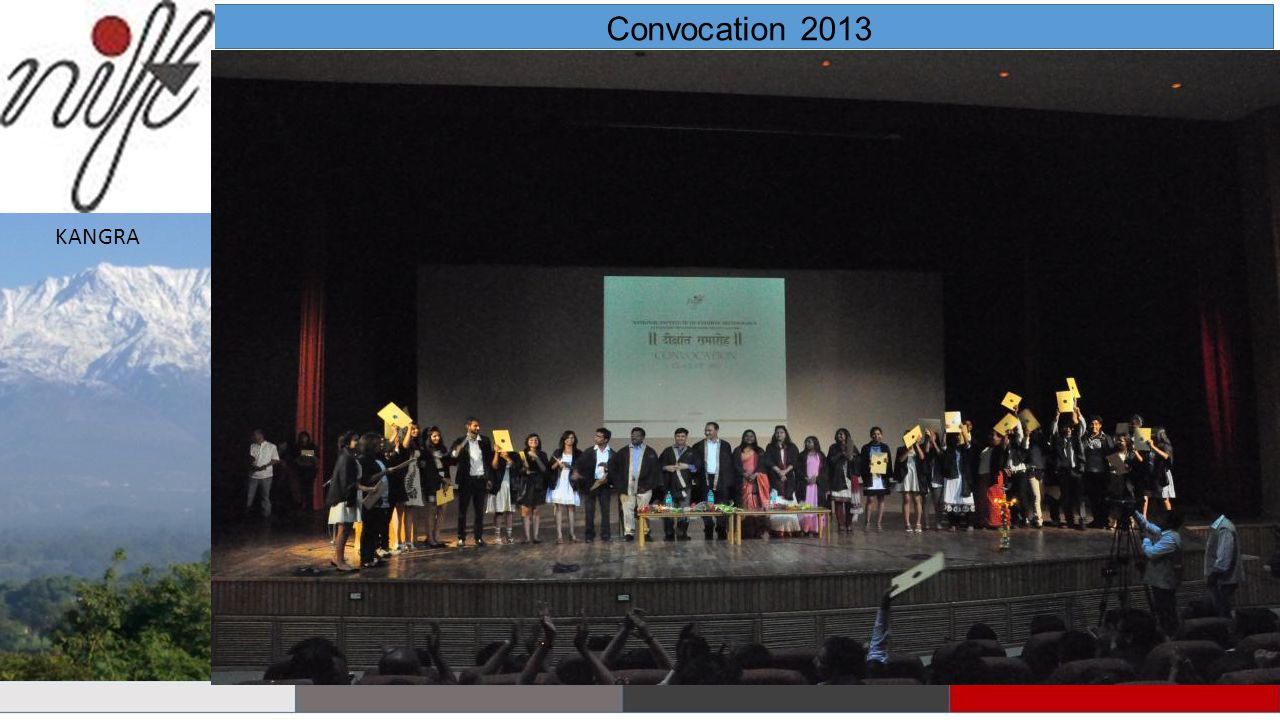 Convocation 2013 KANGRA