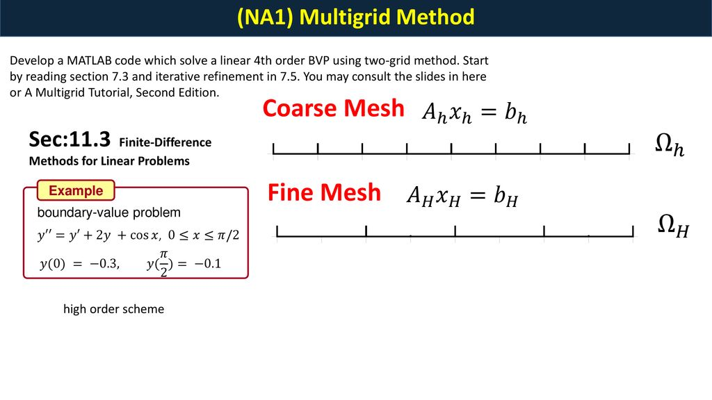NA4) Domain Decomposition: - ppt download