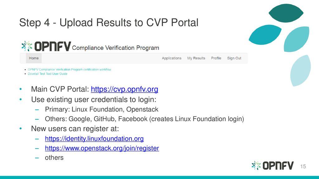 Dovetail & CVP Tutorial/Demo - ppt download