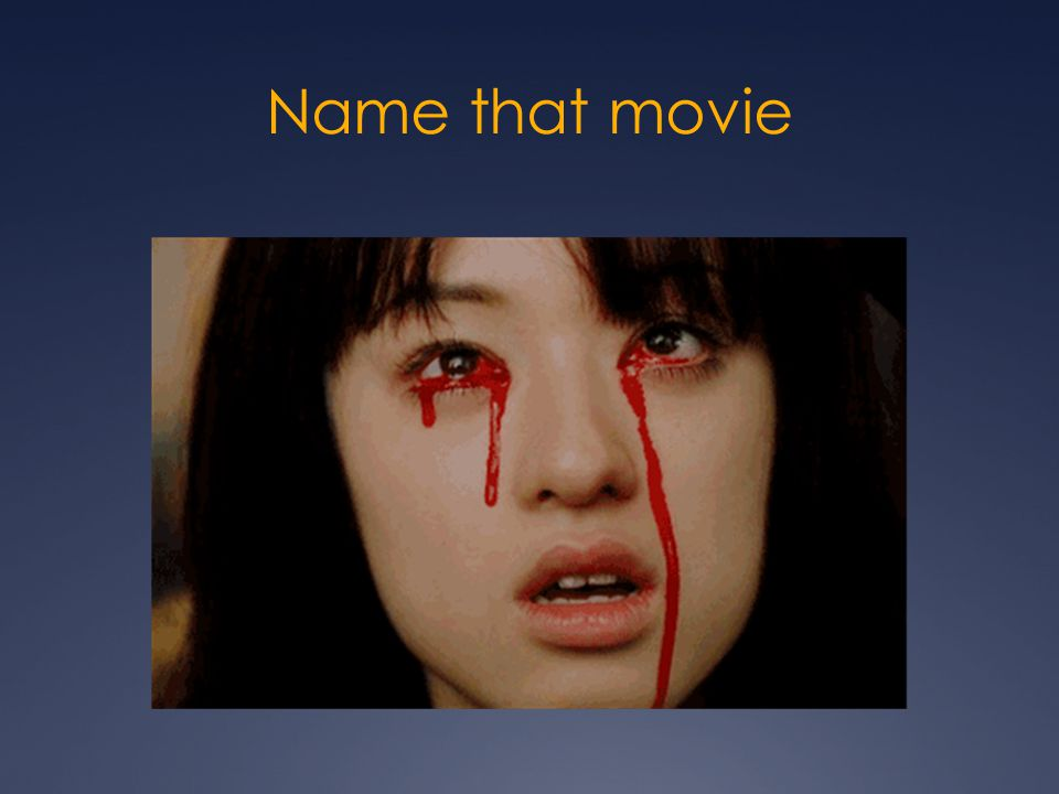 Name that movie Kill Bill