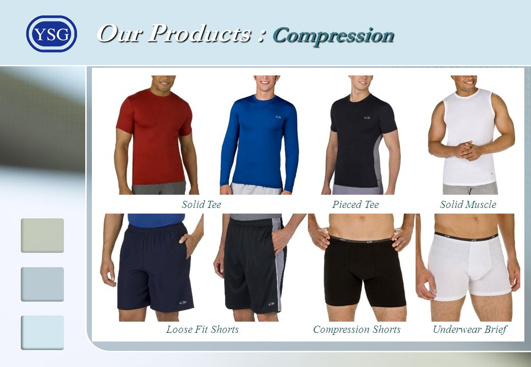 Our Products : Compression