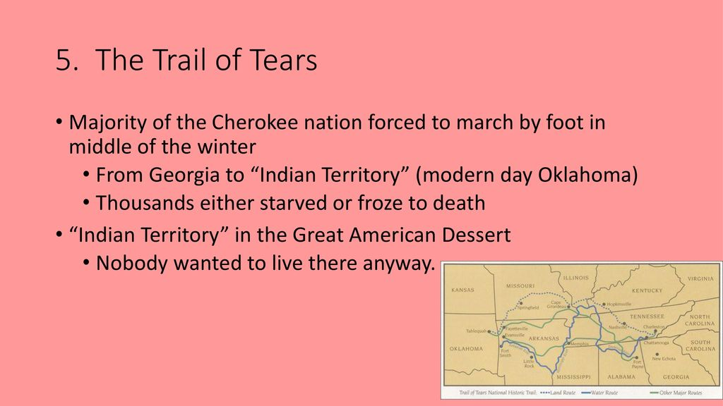 Indian Removal Acts  - ppt download