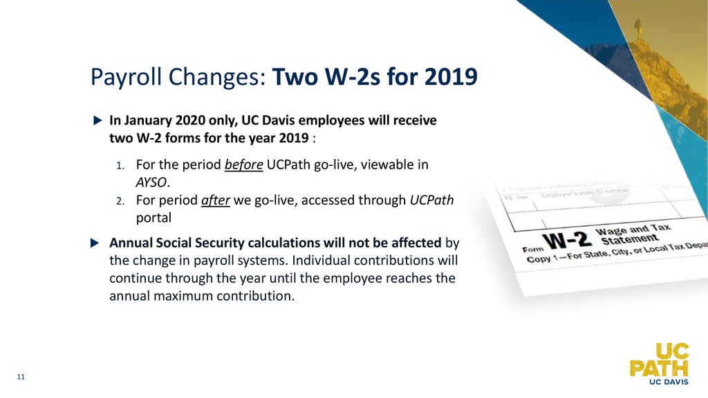 w2 form uc davis  Note to Change Network: - ppt download