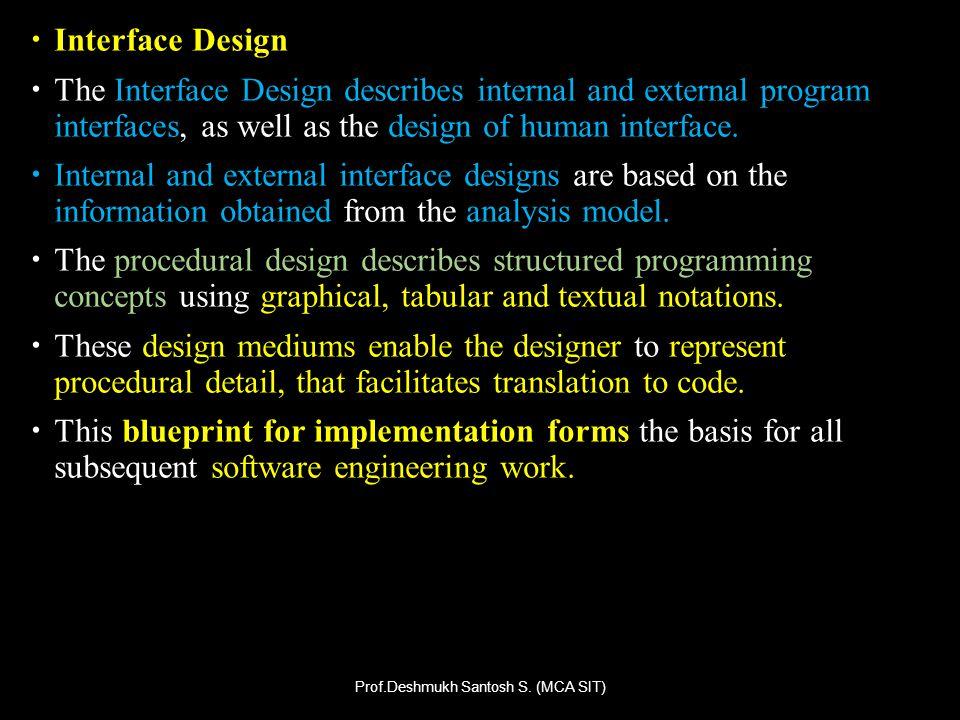 Unit Iv Design Engineering Ppt Download