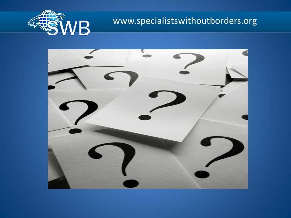www.specialistswithoutborders.org