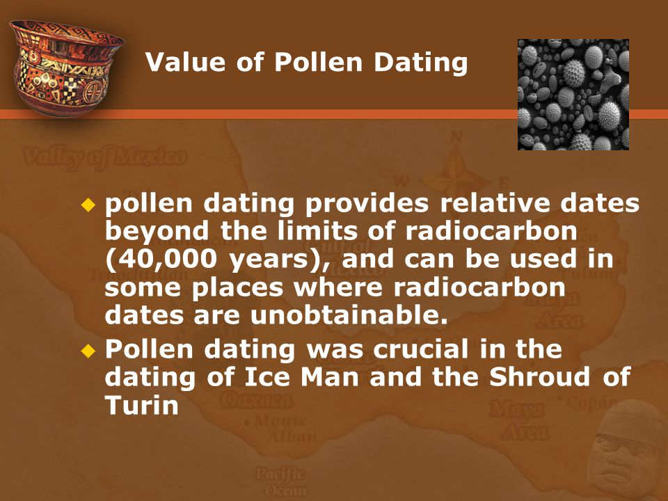Value of Pollen Dating