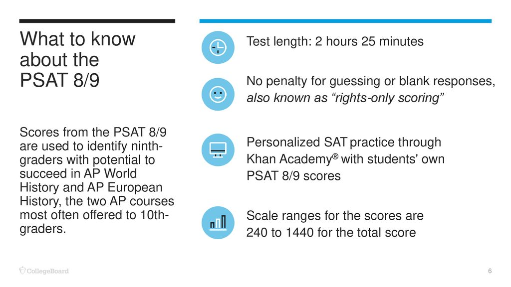 The SAT Suite of Assessments: An informational session Dr - ppt download