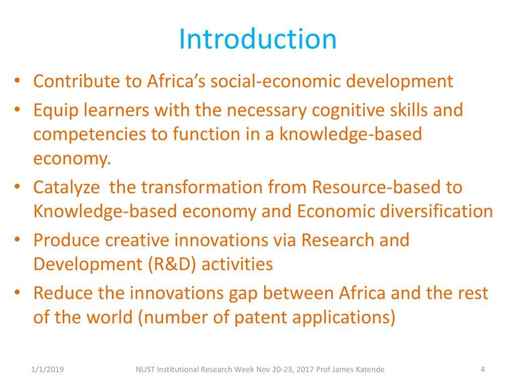 Enhancing University-Industry Linkages in Sub-Saharan Africa