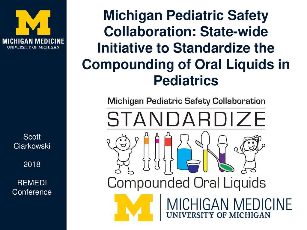 Michigan Pediatric Safety Collaboration: State-wide