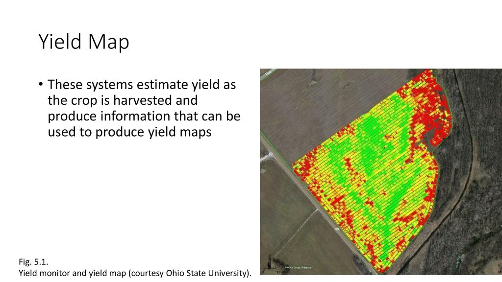 Yield Monitoring and Mapping - ppt download on policy mapping, texture mapping, soil mapping, title mapping, power mapping,