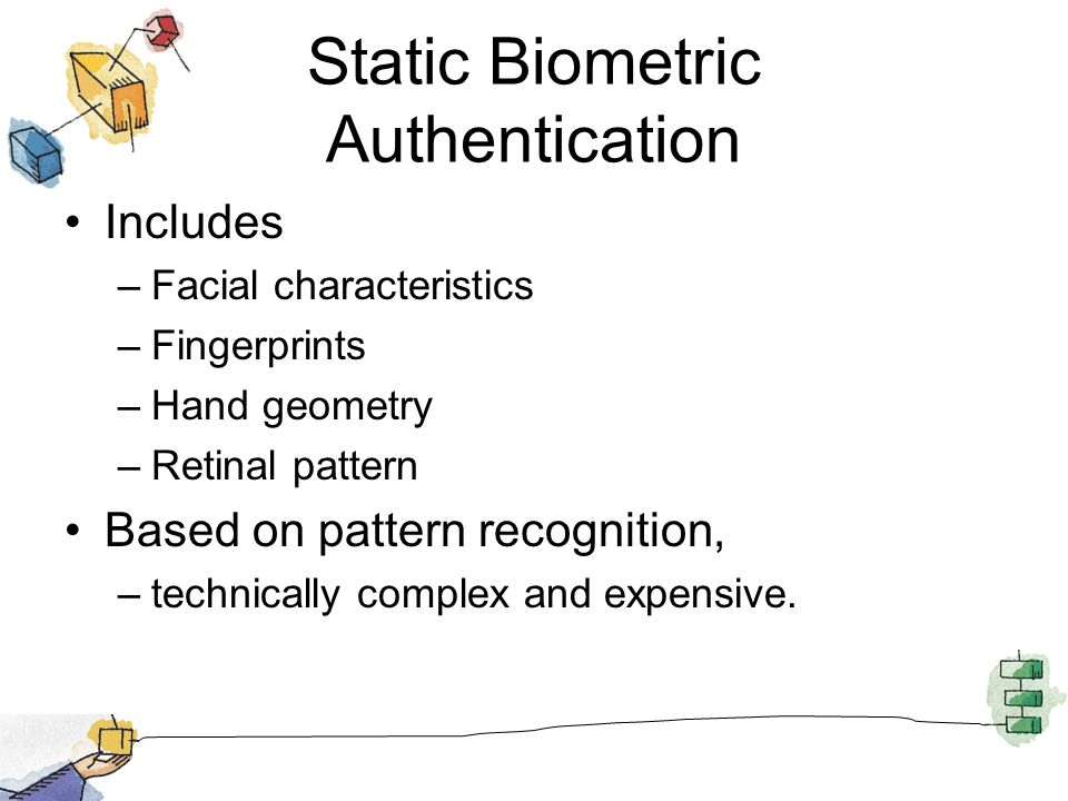 Static Biometric Authentication
