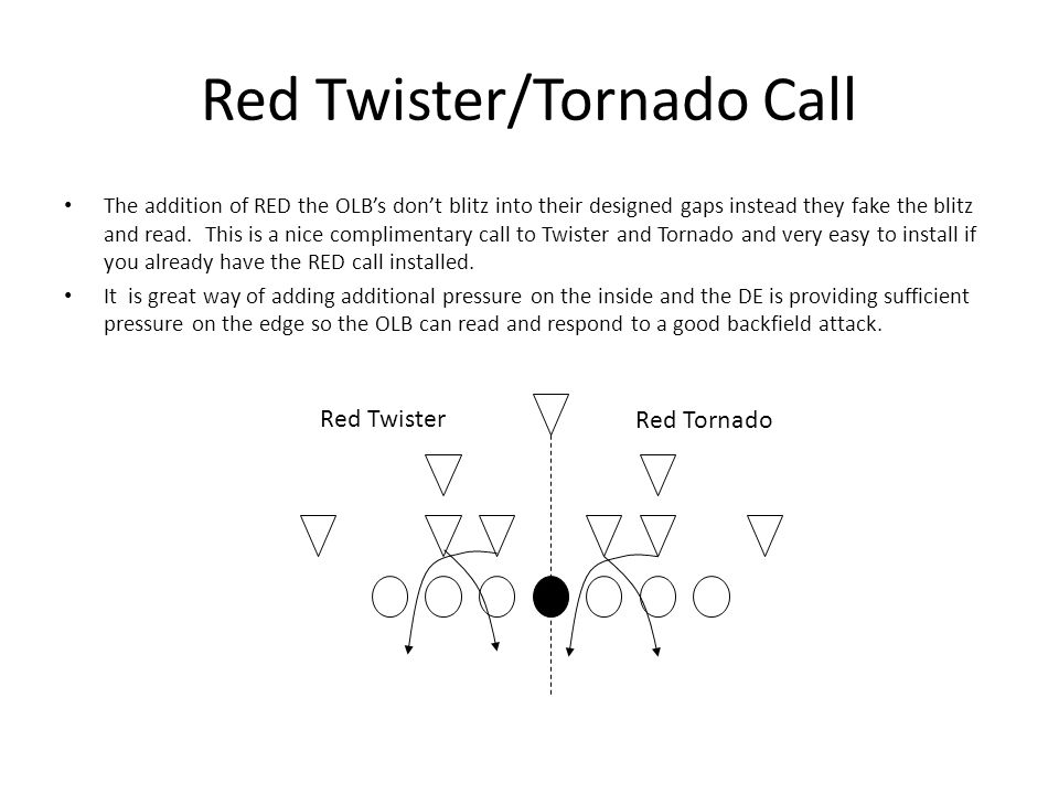 Red Twister/Tornado Call